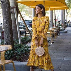 JOHANNA ORTIZ x H&M NWT Maxi Dress